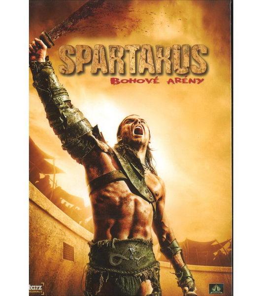 Kolekce Spartakus - Bohové arény 3 DVD