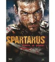 Kolekce Spartakus - Krev a písek 5 DVD