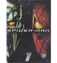 Spider-Man 01 (Columbia Pictures/Marvel) - DVD