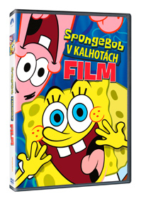 Spongebob v kalhotách DVD