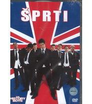 Šprti - DVD
