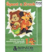 Špunt a Zrzek 01 - DVD