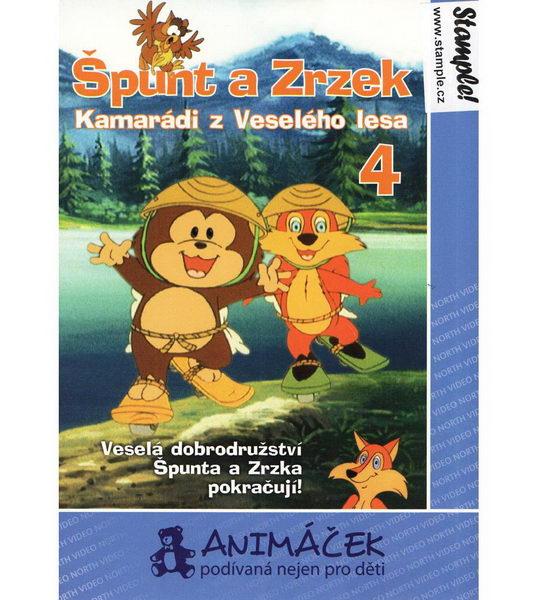 Špunt a Zrzek 04 - DVD