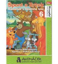 Špunt a Zrzek 06 - DVD