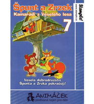 Špunt a Zrzek 07 - DVD