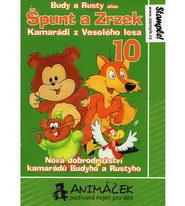 Špunt a Zrzek 10 - DVD