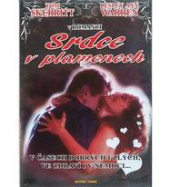 Srdce v plamenech - DVD