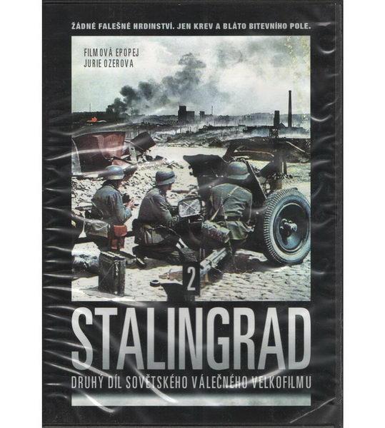 Stalingrad - 2.DVD - plast DVD