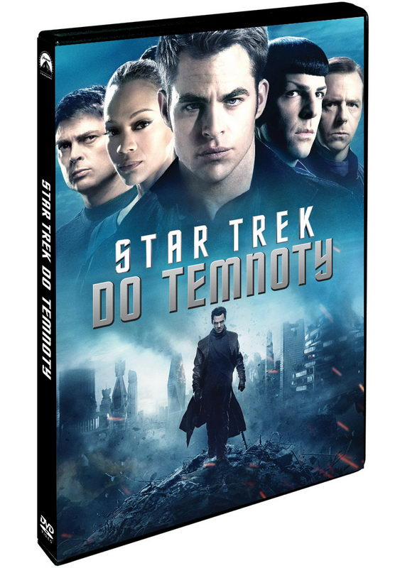 Star Trek: Do temnoty DVD