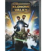 Star Wars - Klonové války - DVD