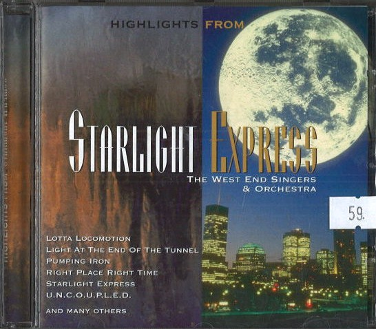 Starlight express - CD