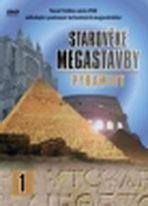 Starověké megastavby 1 - Pyramidy - DVD