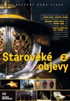 Starověké objevy 2: Robotika, Válečnictví - papírová pošetka DVD