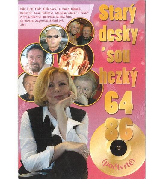 Starý desky jsou hezký 64 - 86 (počtvrté) - CD