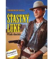 Šťastný Luke - Vlak duchů - DVD