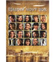 Šťastný Nový rok ( plast ) - DVD