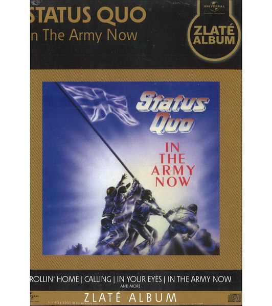 Status Quo - In the army now - DVD