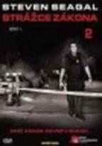 Steven Seagal - Strážce zákona 2, 1.série - DVD