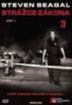 Steven Seagal - Strážce zákona 3, 1.série - DVD