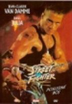 Street Fighter: Poslední boj - DVD pošetka