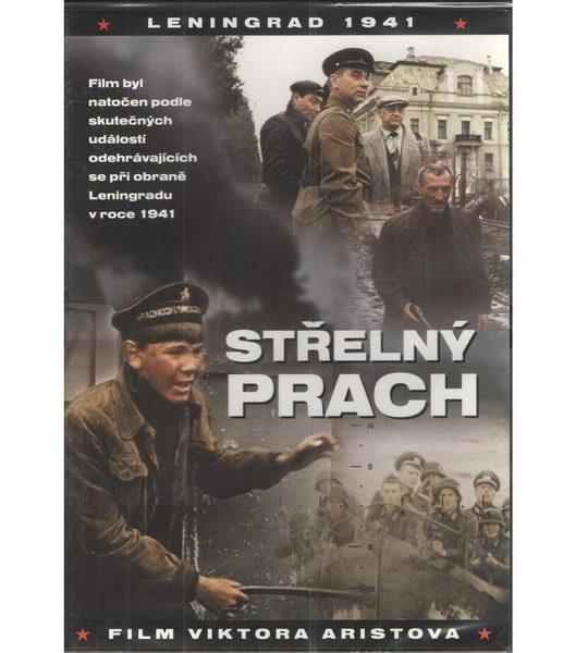 Střelný prach - DVD