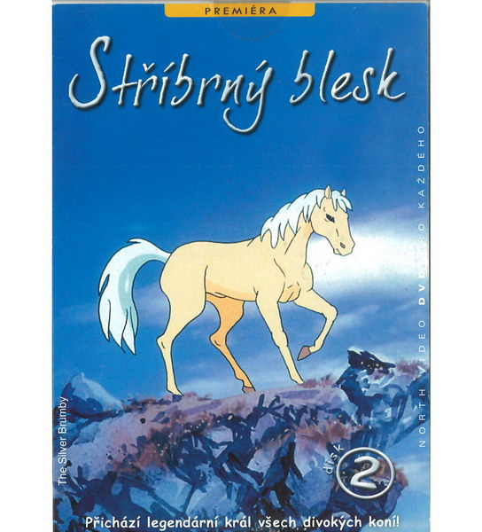 Stříbrný blesk 2 - DVD