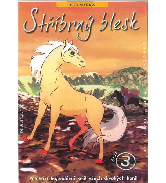 Stříbrný blesk 3 - DVD