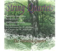 String quartets - The Trávníček Quartet - CD