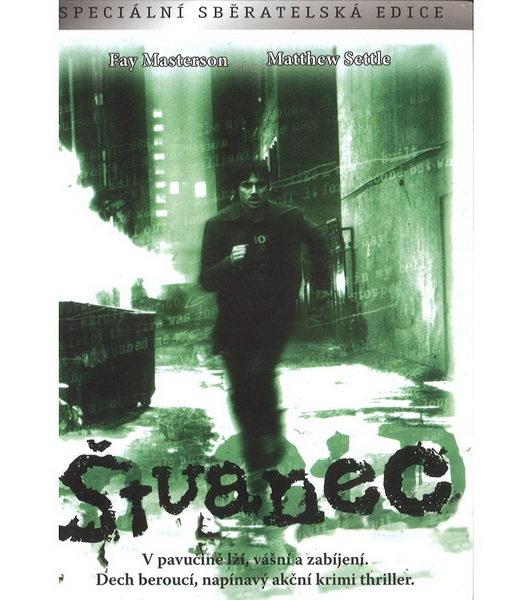 Štvanec - DVD