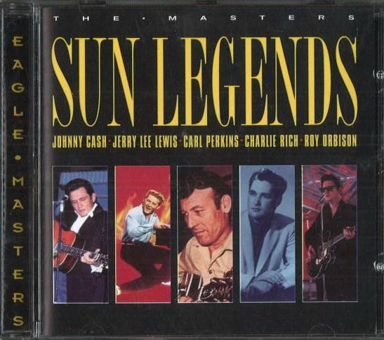 Sun legends - CD