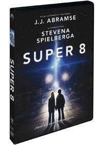 Super 8 - DVD plast