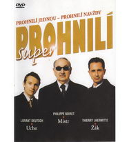 Super prohnilí ( slim ) - DVD