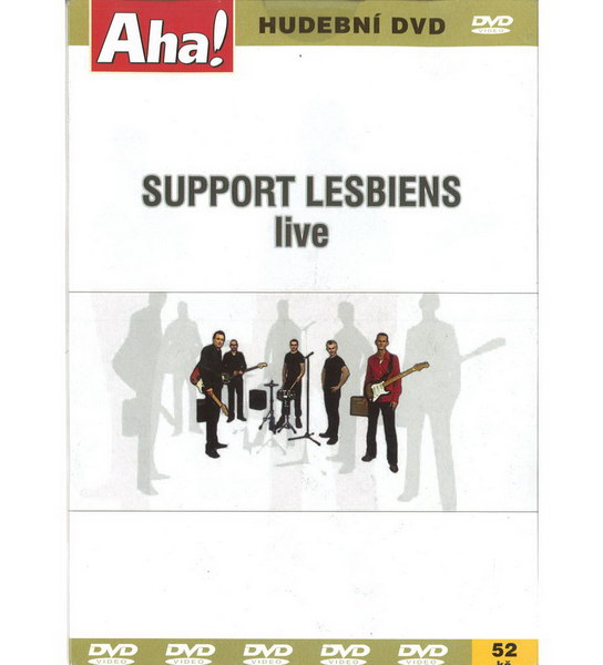 Support Lesbiens Live - DVD