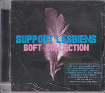 Support Lessbiens - Soft collection - CD