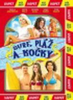 Surf, pláž a kočky - DVD