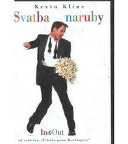 Svatba naruby - DVD
