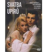 Svatba upírů - DVD plast