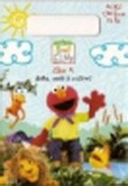 Svět Elmo část  4 ( pošetka ) DVD