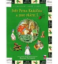 Svět Petra Králíčka a jeho přátel I. - DVD