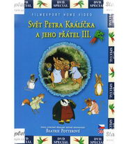 Svět Petra Králíčka a jeho přátel III. - DVD