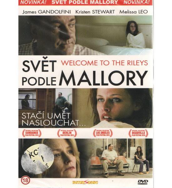 Svět podle Mallory - DVD