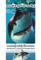 Svět přírody - DVD 4 - Velký bílý žralok
