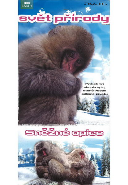 Svět přírody - DVD 6 - Sněžné opice