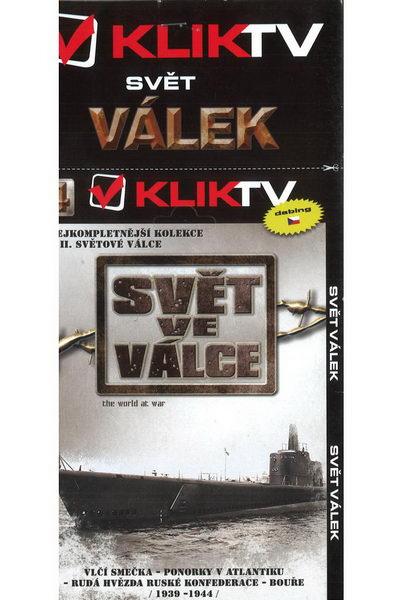 Svět ve válce 4 - KLIK TV - DVD