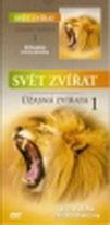Svět zvířat - úžasná zvířata 1 - DVD