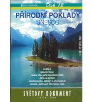 Světoběžník 12 - Přírodní poklady UNESCO - DVD