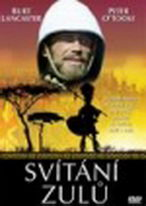 Svítání Zulů - DVD pošetka