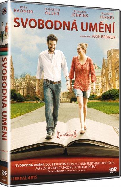 Svobodná umění - DVD