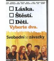 Svobodní se závazky - DVD