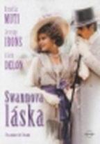Swannova láska ( pošetka ) DVD